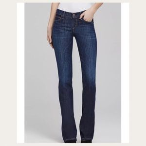 ana 'Curvy Boot Cut' Jeans Size 16